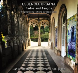 Essencia Urbana Cecile Elton - piano/composer, Raquel Bastos - Bastos Australia